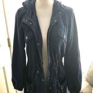 H&M Navy blue jacket for the fall